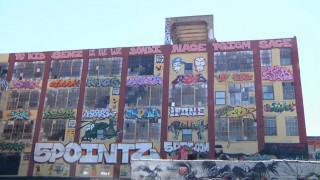 Πρόστιμο 6,7 εκατ. σε ιδιοκτήτη κτηρίου που κατέστρεψε γκράφιτι