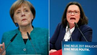 Γερμανία: Δύο γυναίκες στα ηνία των μεγαλύτερων κομμάτων της χώρας