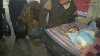 Αποκλειστικό CNNi: Βομβαρδισμοί σε νοσοκομεία, χημικά κατά αμάχων – Στη Συρία τίποτα δεν είναι ιερό