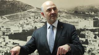 Μοσκοβισί: Δεν θα υπάρξει προληπτική πιστοληπτική γραμμή για την Ελλάδα
