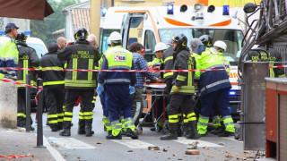 Φωτιά σε πολυκατοικία στο Μιλάνο - Επτά άτομα στο νοσοκομείο