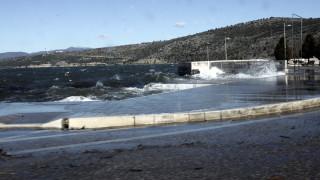 Σαντορίνη: Καθίζηση στην προβλήτα επικίνδυνων φορτίων του λιμανιού