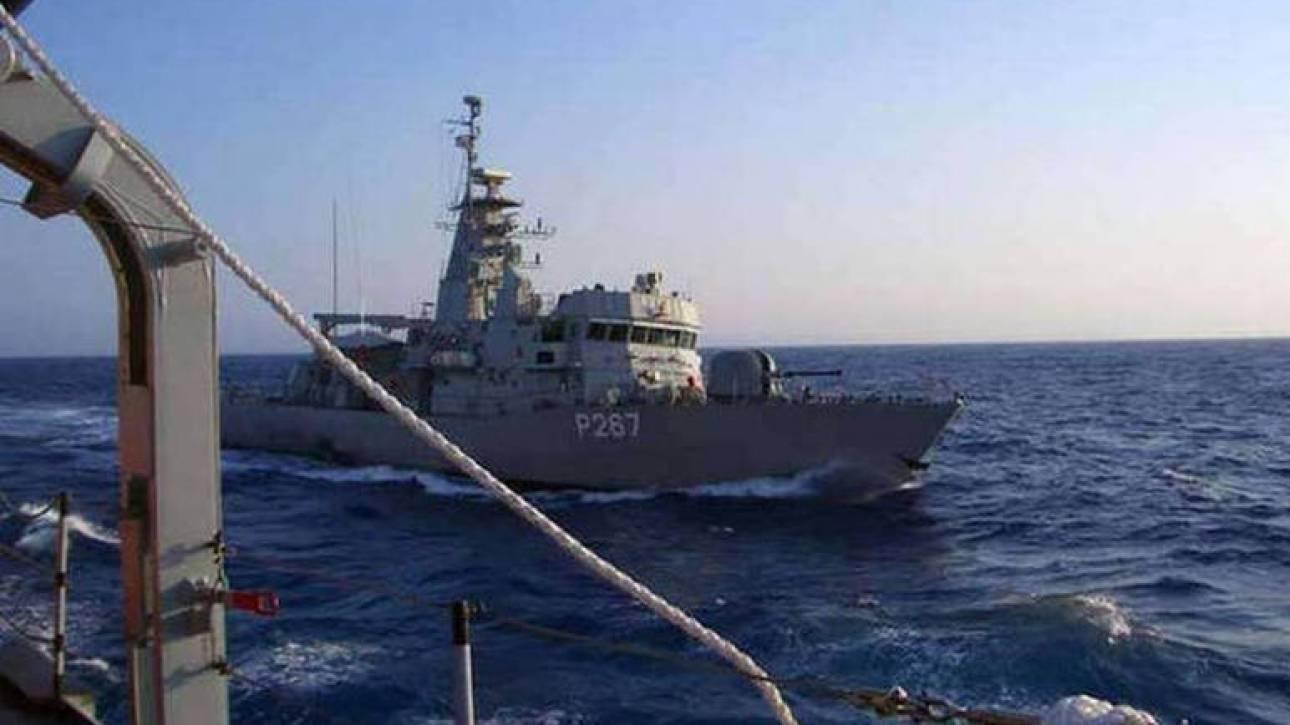 Πώς περιγράφει το επεισόδιο κοντά στα Ίμια μέλος του πληρώματος του ελληνικού πλοίου