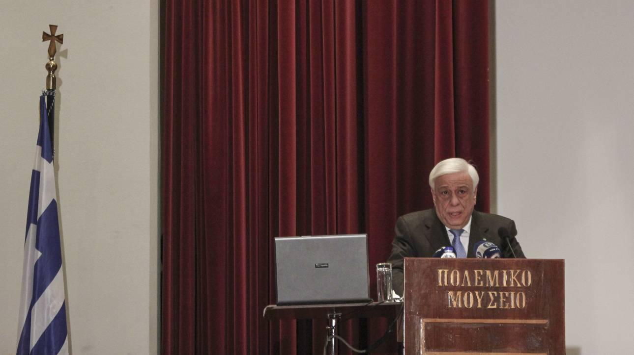 Μήνυμα ΠτΔ στην Τουρκία: Η συνθήκη της Λωζάννης ούτε αναθεωρείται ούτε επικαιροποιείται
