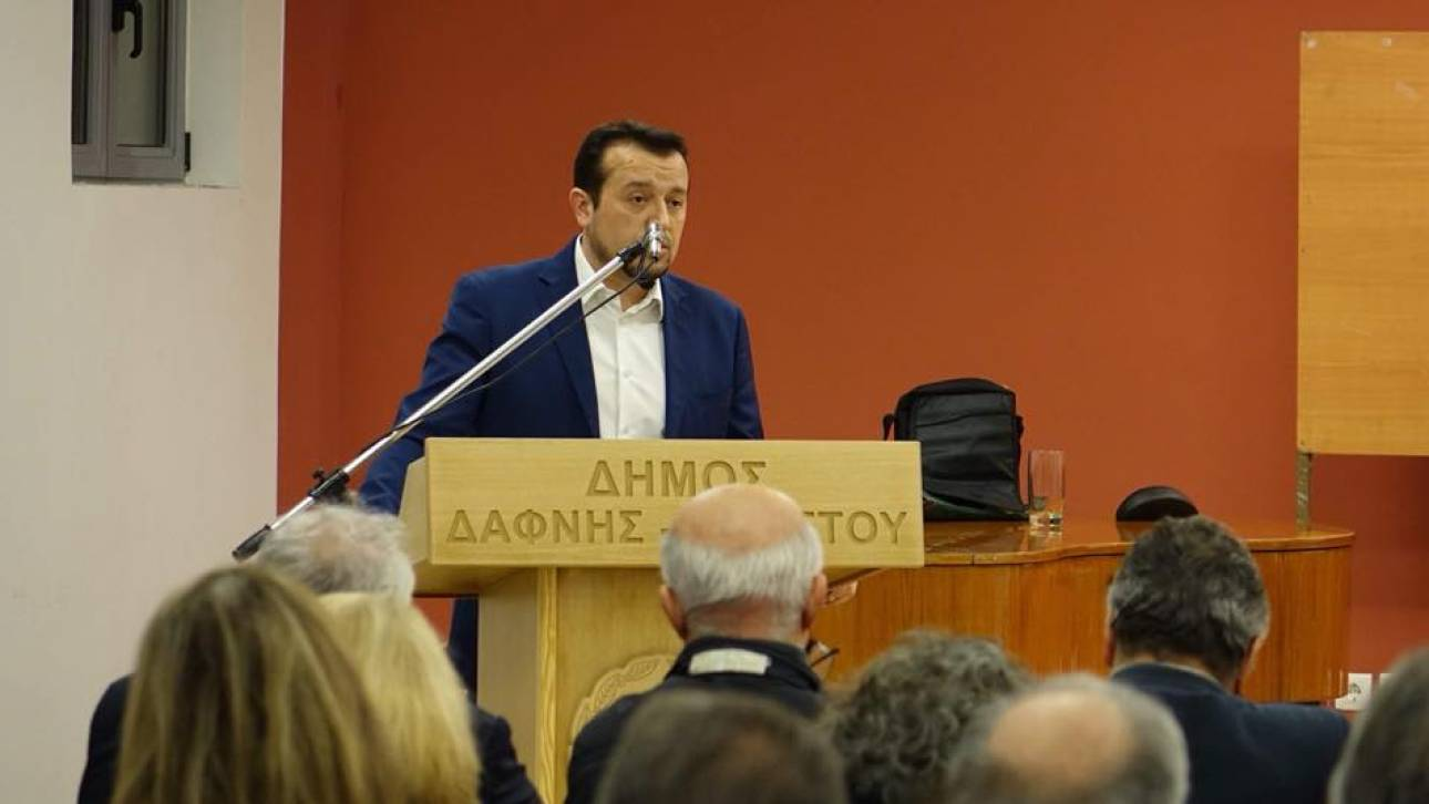 Ν. Παππάς: Η Ελλάδα είναι πυλώνας σταθερότητας σε όλη την περιοχή