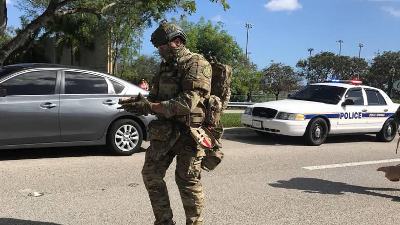 Μητέρα μαθήτριας στη Φλόριντα: Νομίζαμε ότι επρόκειτο για φάρσα…