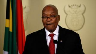 Παραιτήθηκε ο πρόεδρος της Νότιας Αφρικής Τζέικομπ Ζούμα