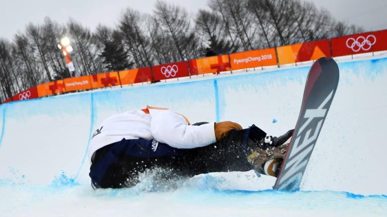 Χειμερινοί Ολυμπιακοί Αγώνες 2018: Νέο άσχημο ατύχημα αθλητή