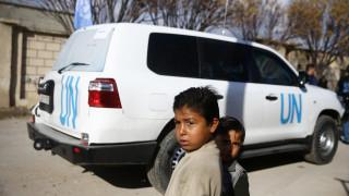 Περισσότερα από 350 εκατομμύρια παιδιά ζουν σε εμπόλεμες ζώνες