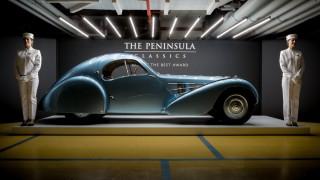 Μόνα Λίζα σε 4 τροχούς: διάκριση για το supercar του 1936 Bugatti Type 57SC Atlantic