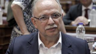 Παρέμβαση Παπαδημούλη για τα Ίμια με ανάρτηση σε ελληνικά και τουρκικά