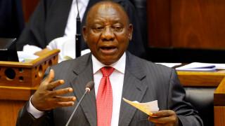 Νότια Αφρική: Η Βουλή εξέλεξε νέο πρόεδρο τον Σίριλ Ραμαφόζα