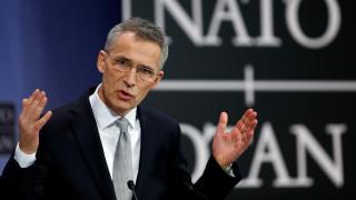 «Ευελιξία» για να επιλυθεί το ονοματολογικό της πΓΔΜ ζήτησε ο Στόλτενμπεργκ