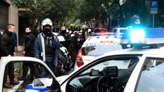 Κολωνάκι: Πετούσαν τραπέζια και καρέκλες – Η ΕΛ.ΑΣ. εξετάζει την εμπλοκή των προσαχθέντων