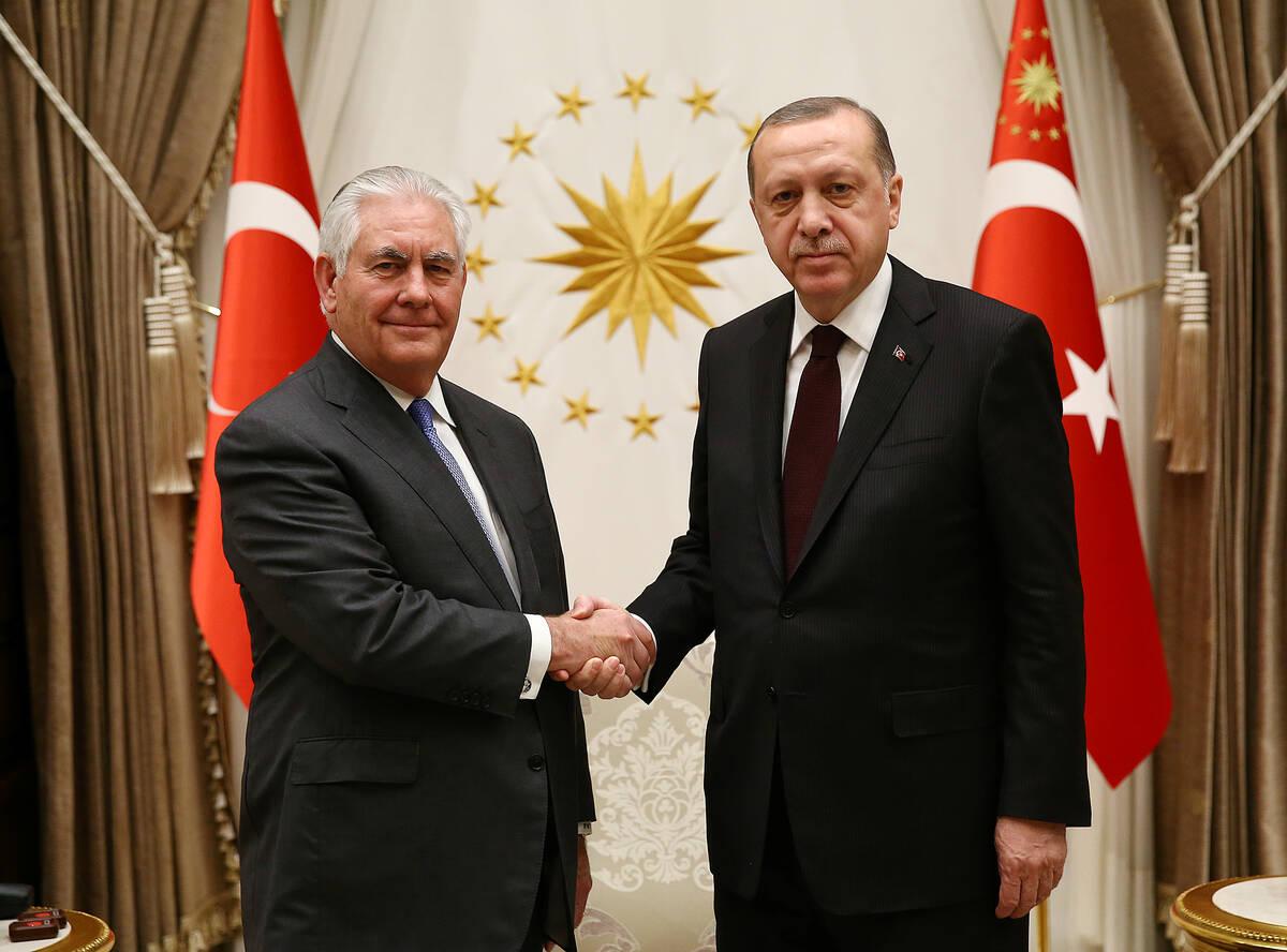 2018 02 15T171255Z 1233672406 RC14215C9670 RTRMADP 3 USA TILLERSON TURKEY
