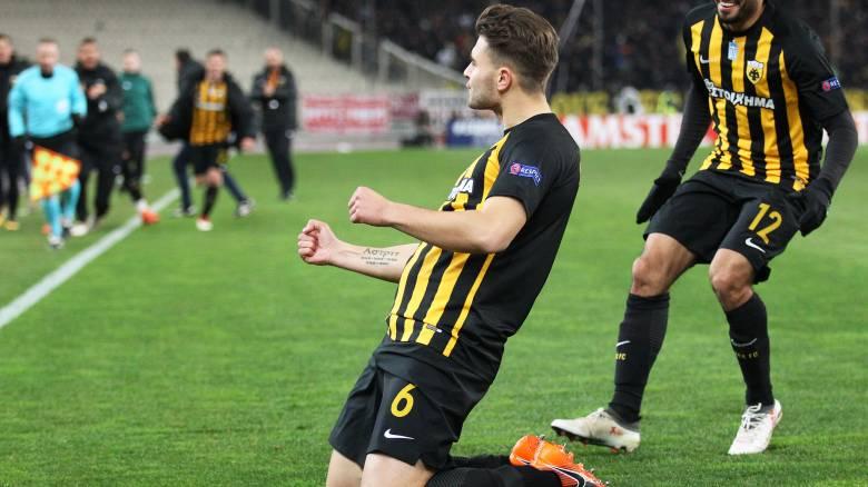 Europa League: Ζωντανή για πρόκριση στους «16» η ΑΕΚ