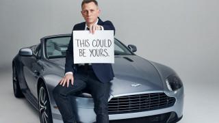 Τζέιμς Μποντ: σε δημοπρασία η συλλεκτική Aston Martin του 007 για καλό σκοπό