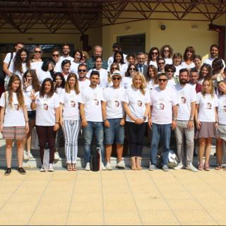 Το 4ο Διεθνές Θερινό Πανεπιστήμιο στη Σύρο - «Ελληνική Γλώσσα, Πολιτισμός και ΜΜΕ»