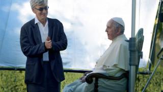 Ένας Άνθρωπος που τηρεί τον λόγο του: ο Βιμ Βέντερς υπογράφει ντοκιμαντέρ για τον Πάπα Φραγκίσκο