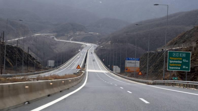 Κοινοπραξία Κοπελούζου - Sichuan για την Εγνατία Οδό
