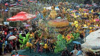 Πάτρα: Πρίγκιπας έφτασε στην πόλη με υπερπολυτελές γιοτ για το καρναβάλι