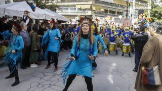 Απόκριες 2018: Κορυφώνονται οι εκδηλώσεις σε Λάρισα και Τύρναβο