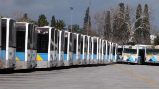 Ποιες ώρες θα μείνει η Αθήνα την Τρίτη χωρίς λεωφορεία