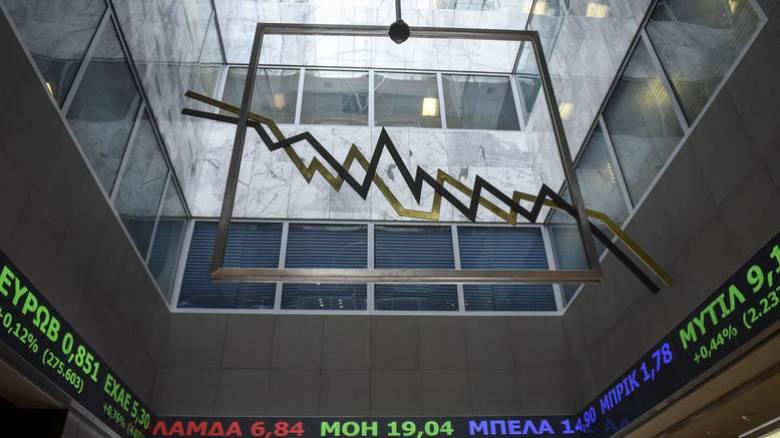 Χρηματιστήριο: Με κέρδη έκλεισε η σημερινή συνεδρίαση