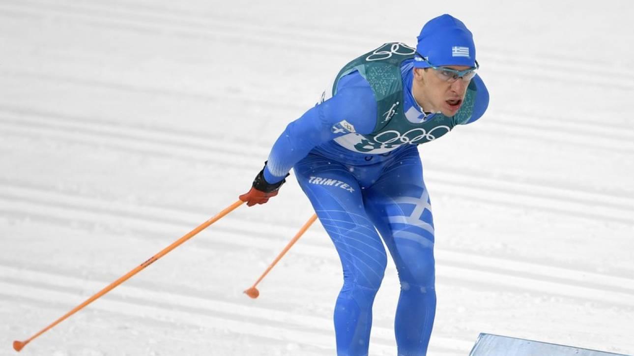 Χειμερινοί Ολυμπιακοί Αγώνες: Στην 81η θέση ο Αγγέλης (pics)