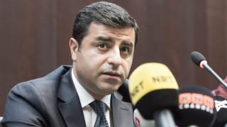 Τουρκία: Απορρίφθηκε αίτηση αποφυλάκισης του Σελαχατίν Ντεμιρτάς