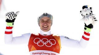 Χειμερινοί Ολυμπιακοί Αγώνες: Πρώτος Μάιερ στο θεαματικό Super-G (pics)