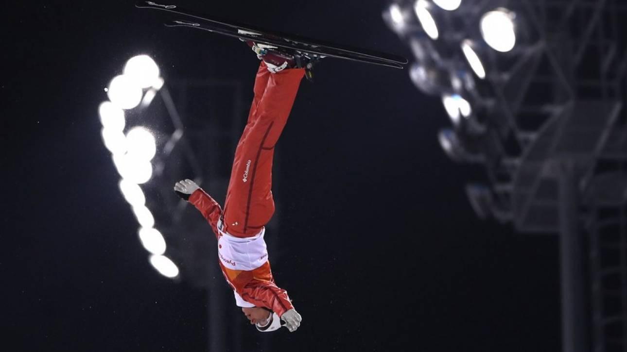 Χειμερινοί Ολυμπιακοί Αγώνες: Τα εντυπωσιακά Aerials στο ελεύθερο σκι (pics)
