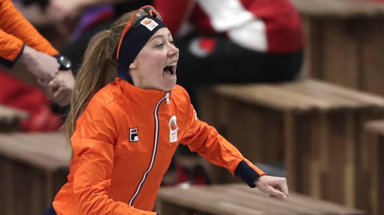 Χειμερινοί Ολυμπιακοί Αγώνες: Ολλανδική… έκπληξη στον πάγο (pics)