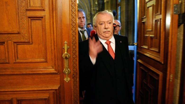 Αυστρία: Αποχωρεί μετά από 24 χρόνια θητείας ο δήμαρχος της Βιέννης