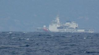 Η στιγμή που η τουρκική ακταιωρός εμβολίζει το «Γαύδος» στα Ίμια