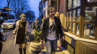 Τουρκία: Αναχώρησε για τη Γερμανία ο Ντενίζ Γιουτζέλ
