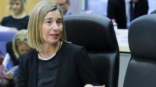Μογκερίνι: Ο διάλογος Αθήνας - Σκοπίων μπορεί να οδηγήσει σύντομα σε καλά αποτελέσματα