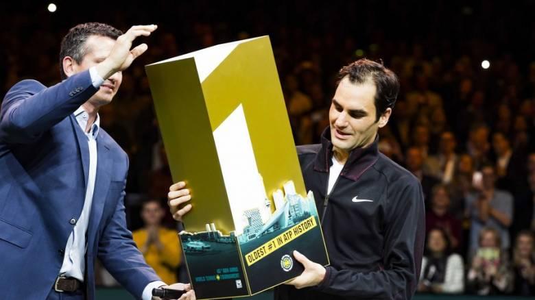 ATP 500: Ο Φέντερερ ξανά στον… θρόνο του (pics)