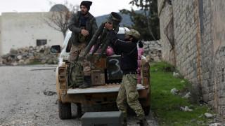 Συριακό Παρατηρητήριο: Ο τουρκικός στρατός εξαπέλυσε επίθεση με δηλητηριώδες αέριο στο Αφρίν