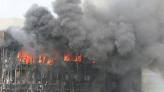 Κίνα: Εννέα νεκροί μετά από πυρκαγιά σε μονάδα επεξεργασίας αποβλήτων
