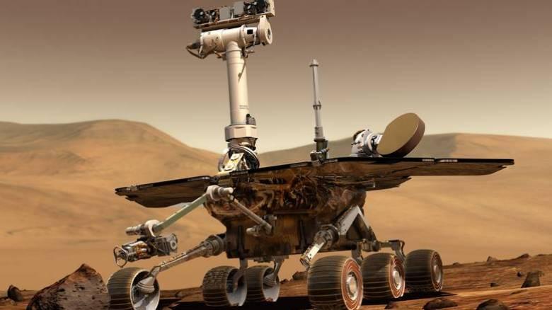 ΝASA: 5.000 ηλιοβασιλέματα στον Άρη για το «Opportunity»