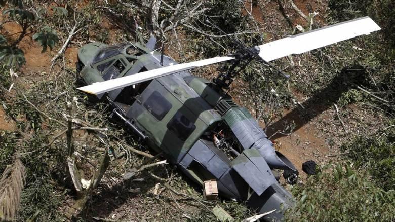 Σεισμός Μεξικό: Συνετρίβη ελικόπτερο που μετέφερε τον ΥΠΕΣ του Μεξικού - Σώος ο αξιωματούχος