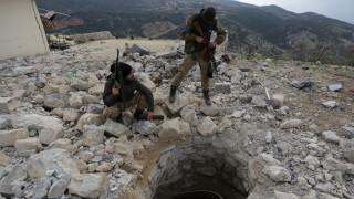 Η Άγκυρα διαψεύδει τη χρήση χημικών όπλων στο Αφρίν