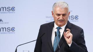 Γιλντιρίμ: Εμείς, αντίθετα με άλλα μέλη του ΝΑΤΟ, μαχόμαστε κατά της τρομοκρατίας