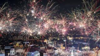 Πυροτεχνήματα: Η τέχνη του εντυπωσιασμού