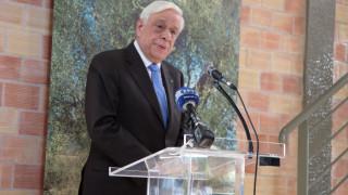 Παυλόπουλος: Έχουμε ανάγκη από τον πολιτισμό μας