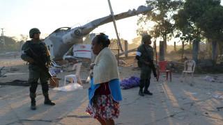 Σεισμός Μεξικό: 13 οι νεκροί από τη συντριβή του στρατιωτικού ελικοπτέρου