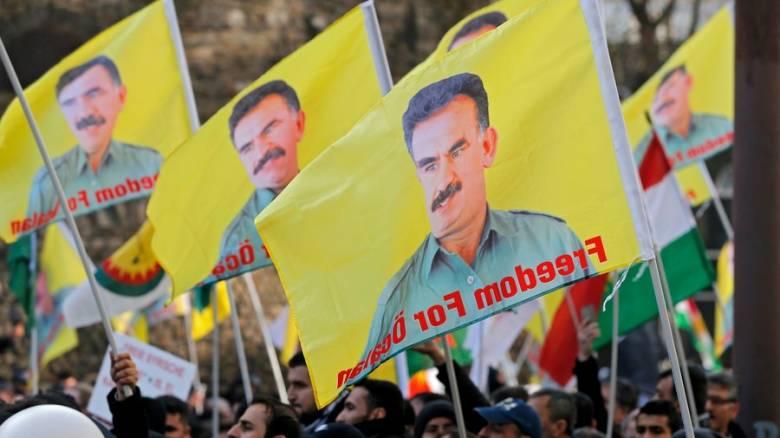 Γερμανία: Διαδήλωση Κούρδων για την απελευθέρωση Οτσαλάν