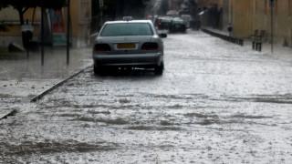 Σοβαρά προβλήματα λόγω της κακοκαιρίας που πλήττει την Κύπρο