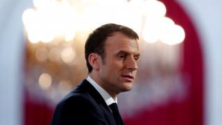 Γαλλία: Νέο χαμηλό καταγράφει η δημοτικότητα του Μακρόν